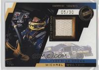 Michael Waltrip /30