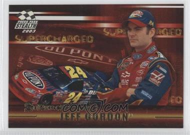 2003 Press Pass Stealth [???] #SC1 - Jeff Gordon