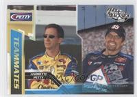 John Andretti, Kyle Petty