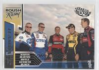 Mark Martin, Jeff Burton, Greg Biffle, Matt Kenseth, Kurt Busch