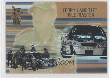 2003 Press Pass VIP Mile Masters #MM 7 - Terry Labonte