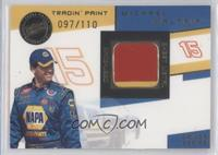 Michael Waltrip /110
