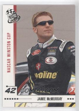 2004 Press Pass - [Base] #21.2 - Jamie McMurray (Track in Background)