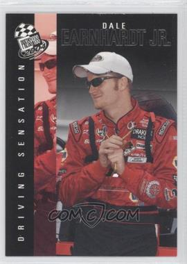 2004 Press Pass - [Base] #91 - Dale Earnhardt Jr.