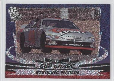 2004 Press Pass - Cup Chase Redemption Contest #CCR 10 - Sterling Marlin
