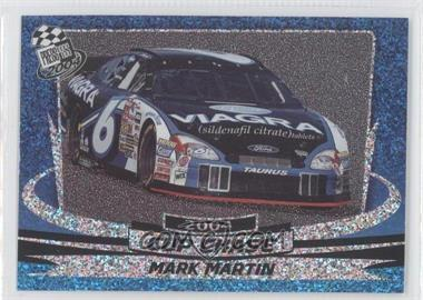 2004 Press Pass - Cup Chase Redemption Contest #CCR 12 - Mark Martin