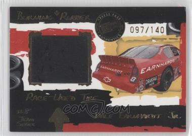 2004 Press Pass Burning Rubber Race-Used Tire Team Series #BRT 14 - Casey Mears /140