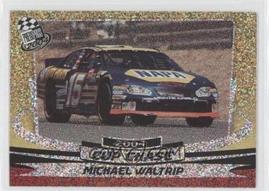 2004 Press Pass Cup Chase Redemption Contest #CCR 5 - Michael Waltrip
