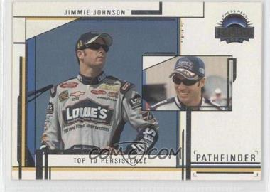 2004 Press Pass Eclipse Samples #58 - Jimmie Johnson