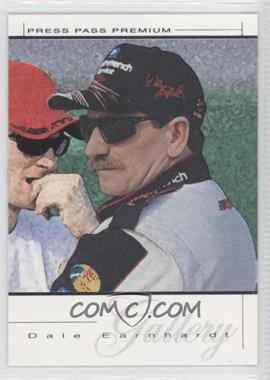 2004 Press Pass Multi-Product Insert Dale Earnhardt Gallery #DEG 5 - Dale Earnhardt