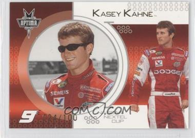 2004 Press Pass Optima - [Base] - Gold #G11 - Kasey Kahne /100
