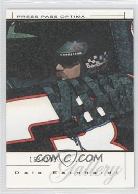 2004 Press Pass Premium Dale Earnhardt Gallery Gold #DEG 43 - Dale Earnhardt /200