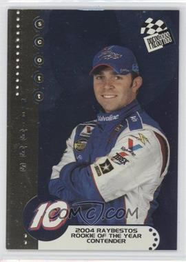 2004 Press Pass Rookie of the Year Contender #RC 5 - Scott Riggs