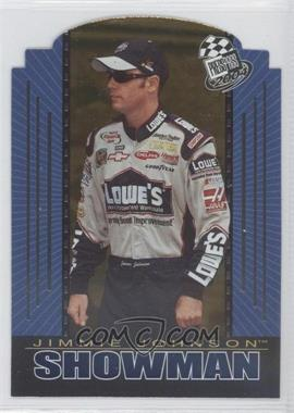 2004 Press Pass Showman #S 7A - Jimmie Johnson