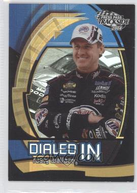 2004 Press Pass Trackside [???] #DI12 - Rusty Wallace