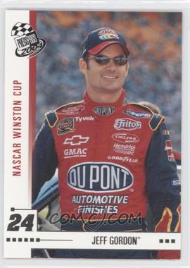 2004 Press Pass #10 - Jeff Gordon