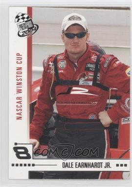 2004 Press Pass #9 - Dale Earnhardt Jr.