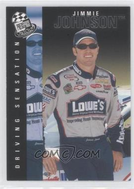 2004 Press Pass #95 - Jimmie Johnson