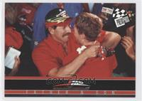 Father & Son - Dale Earnhardt, Dale Earnhardt Jr.