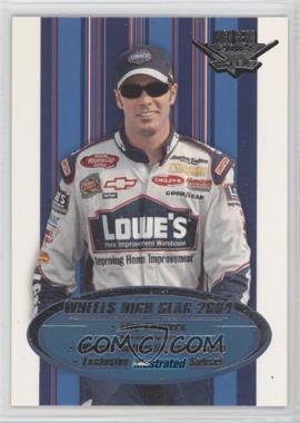 2004 Wheels High Gear - [Base] #72 - Jimmie Johnson