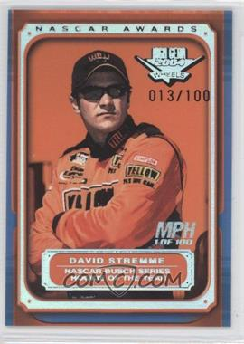 2004 Wheels High Gear [???] #M54 - David Stremme /100