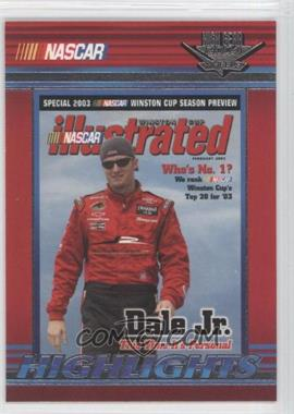 2004 Wheels High Gear #61 - Dale Earnhardt Jr.