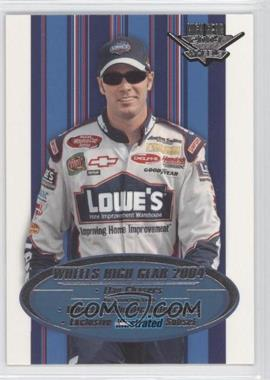 2004 Wheels High Gear #72 - Jimmie Johnson