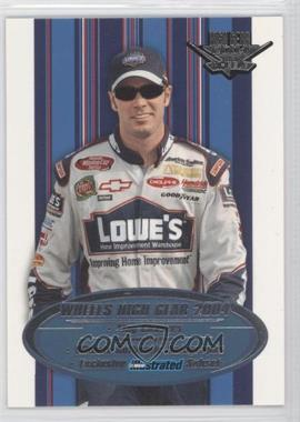 2004 Wheels High Gear #72 - Jimmie Johnson