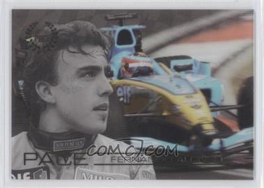 2005 Futera Grand Prix - Pace #01 - Fernando Alonso