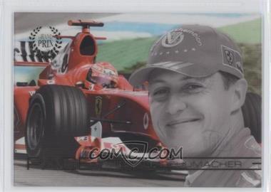 2005 Futera Grand Prix - Pace #04 - Michael Schumacher