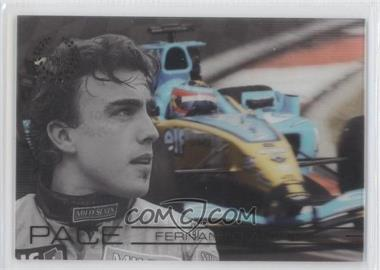 2005 Futera Grand Prix Pace #01 - Fernando Alonso