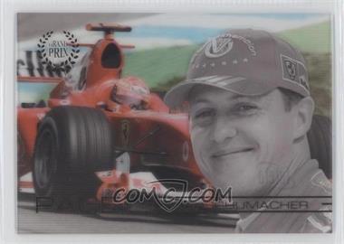 2005 Futera Grand Prix Pace #04 - Michael Schumacher