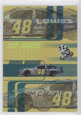 2005 Press Pass - [???] #CCR 3 - Jimmie Johnson