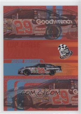 2005 Press Pass - Cup Chase Contest Entry Cards #CCR 6 - Kevin Harvick