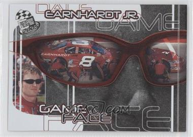 2005 Press Pass - Game Face #GF3 - Dale Earnhardt Jr.