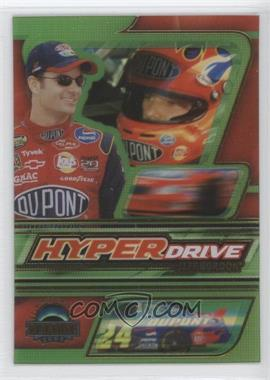 2005 Press Pass Eclipse - Hyperdrive #HD 7 - Jeff Gordon