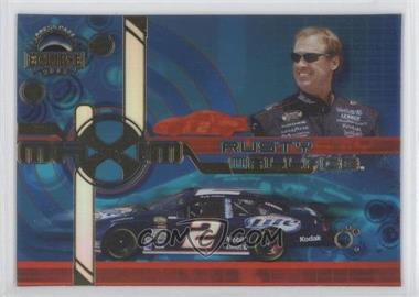 2005 Press Pass Eclipse Maxim #MX 12 - Rusty Wallace