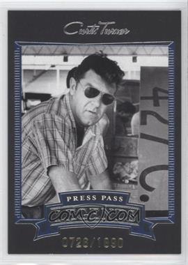 2005 Press Pass Legends - [Base] - Blue #2B - Curtis Turner /1890