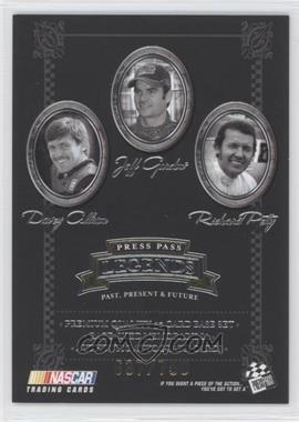2005 Press Pass Legends [???] #50G - [Missing] /750