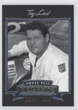 2005 Press Pass Legends [???] #6B - Tiny Lund /1890