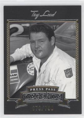 2005 Press Pass Legends [???] #6G - Tiny Lund /750