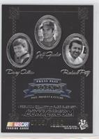 Jeff Gordon, Davey Allison, Richard Petty (Checklist) /1890