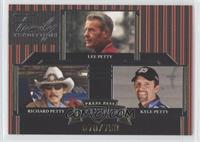 Lee Petty, Richard Petty, Kyle Petty /750