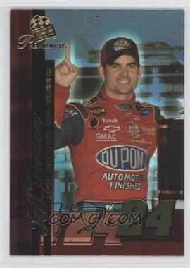 2005 Press Pass Premium [???] #0 - Jeff Gordon