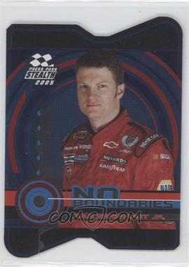 2005 Press Pass Stealth No Boundaries #NB 15 - Dale Earnhardt Jr.
