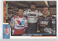 Teammates - Scott Riggs, Boris Said, Joe Nemechek /100