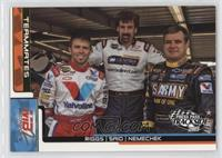 Teammates - Scott Riggs, Boris Said, Joe Nemechek /100