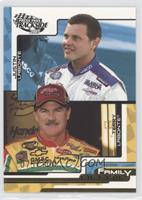 Justin Labonte, Terry Labonte