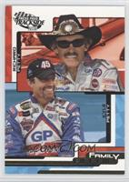 Richard Petty, Kyle Petty