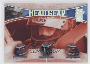 2005 Press Pass VIP - Head Gear - Transparent #HG 5 - Kasey Kahne